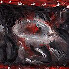 Eye In Chaos (Back of Omega Note) by LordMasque