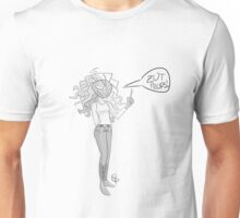 Warpaint Cartoon Unisex T-Shirt