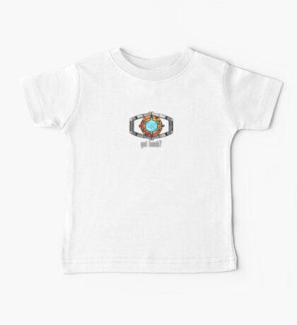 Got touch? Baby Tee