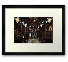 Jacobean Splendour Framed Print