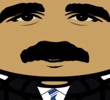 Eric Holder Politico'bot Toy Robot 1.0 Sticker