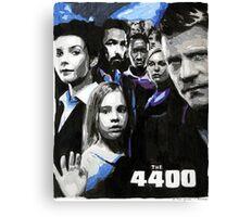 The 4400 Canvas Print