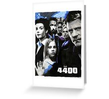 The 4400 Greeting Card
