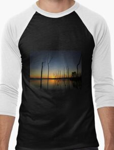 A New Day Dawns Men's Baseball ¾ T-Shirt