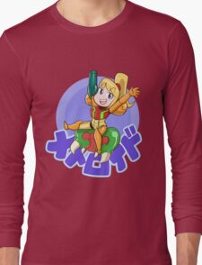 Metroid! Long Sleeve T-Shirt