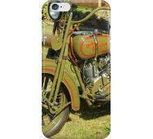 1926 JD Harley Davidson iPhone Case/Skin