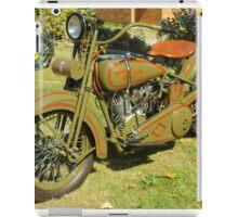 1926 JD Harley Davidson iPad Case/Skin