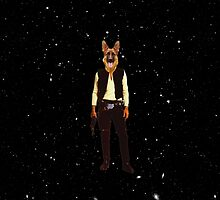 Star Wars Han Solo Hottest dog in empire by crunchyparadise