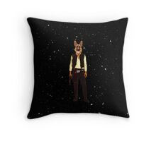 Star Wars Han Solo Hottest dog in empire Throw Pillow