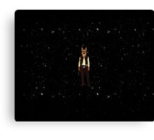 Star Wars Han Solo Hottest dog in empire Canvas Print