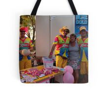 for the love of breasts Tote Bag