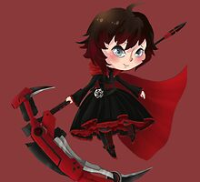 Ruby Rose by Cleo Lant