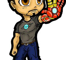 I Am Iron Man by Gingerten