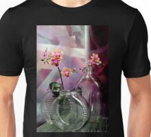 Still Life With Ribbed Glass Unisex T-Shirt