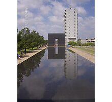 Oklahoma City Peace Photographic Print