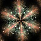 Fireworks Kaleidoscope by WeeZie