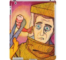 Shellfish Allergy iPad Case/Skin