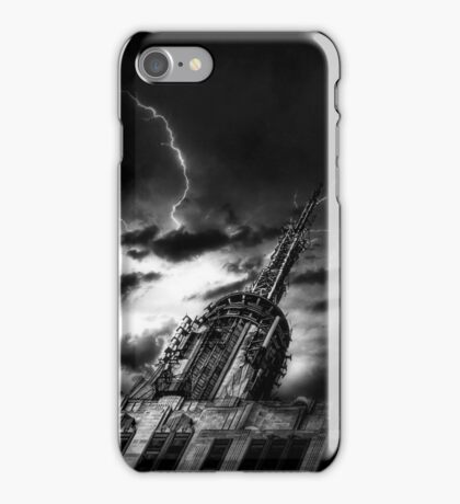 Empire Storm III iPhone Case/Skin