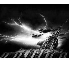 Empire Storm III Photographic Print
