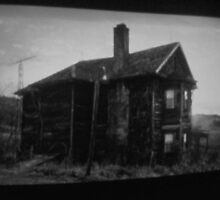 the house in the middle of nowhere. by ShellyKay