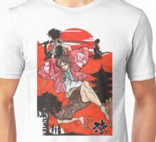 Samurai Champloo Transparent Ver Unisex T-Shirt