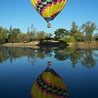 balloon by Larry Martinez