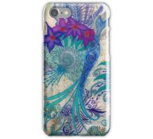 Classy doodles  iPhone Case/Skin