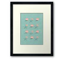 Conch & Starfish Framed Print