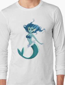 Vaporeon Long Sleeve T-Shirt