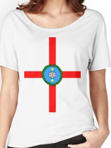 The Shire Flag Women's Relaxed Fit T-Shirt