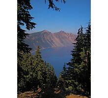 Crater Lake, Oregon Photographic Print