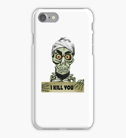 Achmed the dead terrorist iPhone Case/Skin