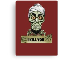 Achmed the dead terrorist Canvas Print