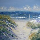Dune Grass by Claudia Hansen