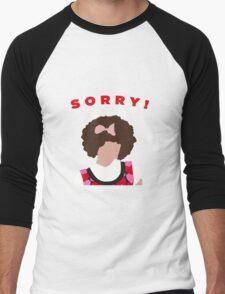 Sorry! Gilly Men's Baseball ¾ T-Shirt