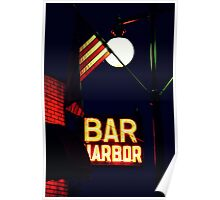 Bar Harbor Poster