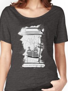 It's Not About The Books Anymore Women's Relaxed Fit T-Shirt