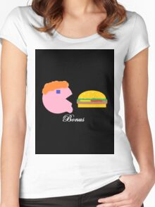 Emerican Dream Women's Fitted Scoop T-Shirt