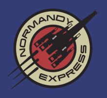 Normandy Express by Sirphobos1