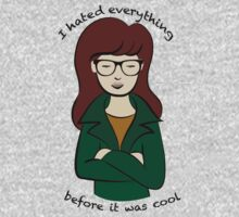 Daria, the Original Hipster Baby Tee