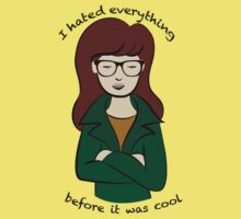 Daria, the Original Hipster Kids Tee
