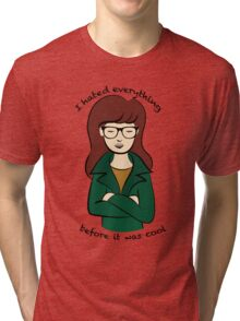 Daria, the Original Hipster Tri-blend T-Shirt