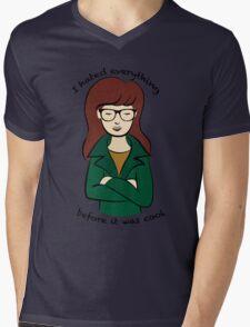 Daria, the Original Hipster Mens V-Neck T-Shirt