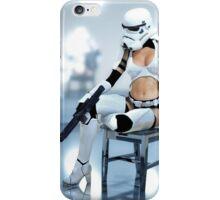 Sexy Stormtrooper iPhone Case/Skin
