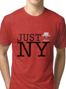 Just NY Tri-blend T-Shirt