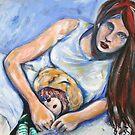 Little Girl At Heart by Reynaldo