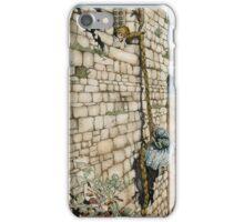Watercolor Tribute to Arthur Rackham's Rapunzel iPhone Case/Skin
