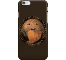 PLUTO'S GOT ♥ THAT HAS THE WHOLE WORLD TALKING-VERSION TWO..-PICTURE-PILLOW-TOTE BAG ECT. iPhone Case/Skin