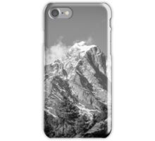Nepal- The Might Himalayas iPhone Case/Skin