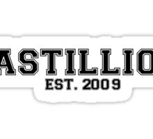 Castillion Sticker